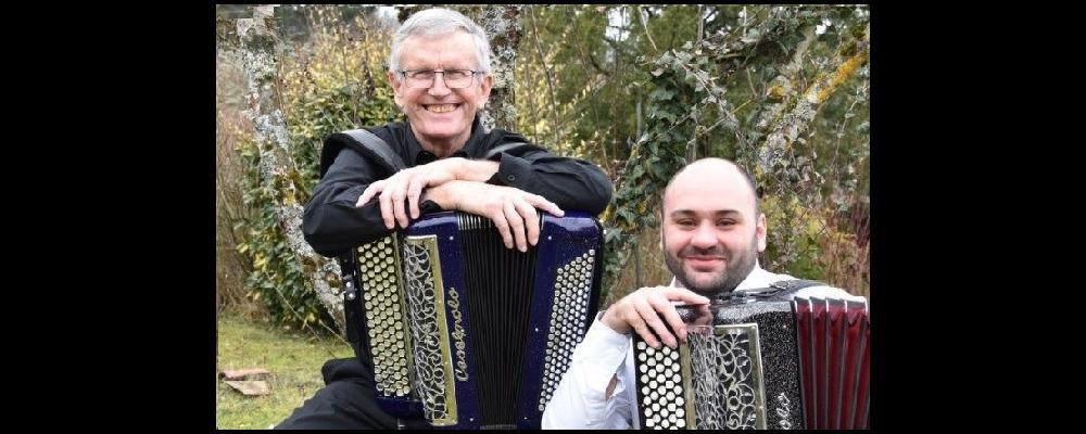 concert Julien Poux et Jean-claude Reynaud, château de coudrée, Lac Léman