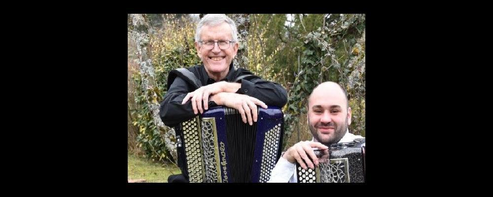 chateau coudree Léman concert accordéon
