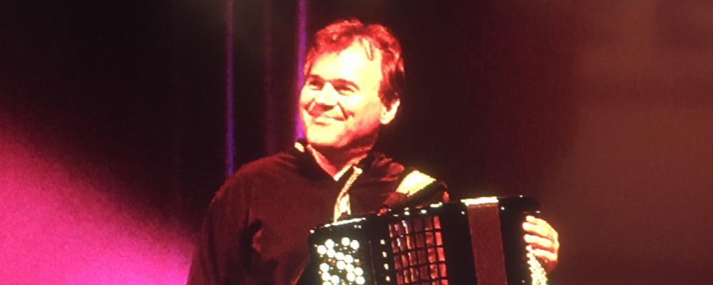 stage masterclass accordéon avec Roman Jbanov champion du monde