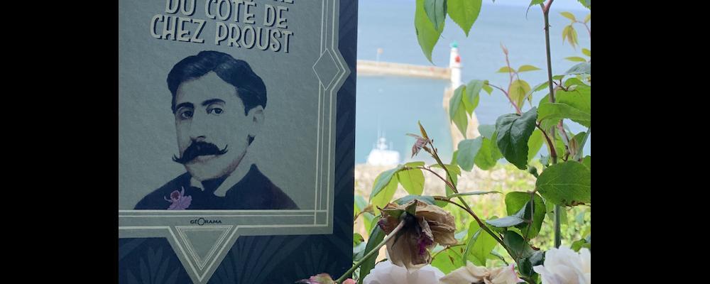 Proust au Léman à Coudrée